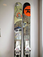 Rossignol S7 Skis / Marker Griffon Bindings - 168 cm. Great Cond