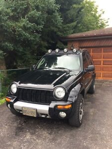 2004 Jeep Liberty 3.7 litre V6