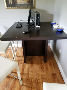 Ikea kitchen table and chairs for sale