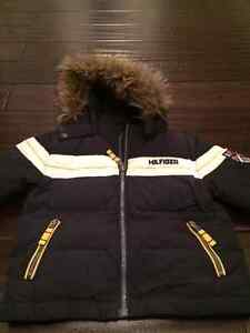 EUC Tommy Hilfiger Boys Down Filled Winter Coat, Size 4T