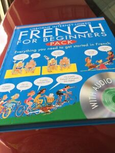 French Book with Audio