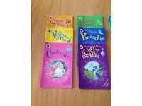 12 Ladybird Books