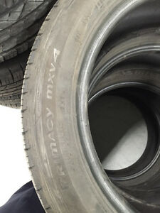 215/55/17 michelin primacy mxv4 West Island Greater Montréal image 1