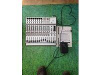 Behringer Mixing Desk