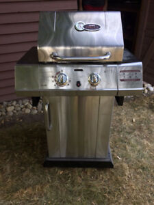 Char-Broil Infrared BBQ with Grill Cover