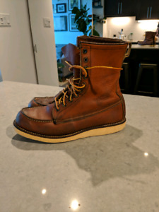 Red Wing 877 Boots