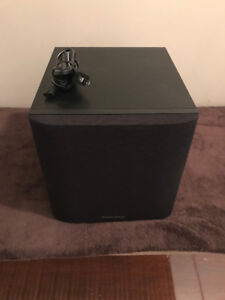 B&W ASW608 Powered Subwoofer