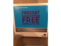HUMAX HD freesat receiver