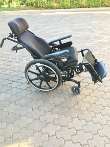 Tilting Mobility Wheelchair