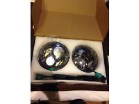 Land rover Defender 90 110 headlights xenon headlamps light kit for jeep sahara wrangler pajero 4x4