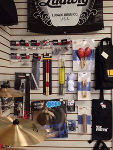Drums, Percussion and Accessories at Ardens Music Kingston Kingston Kingston Area image 3