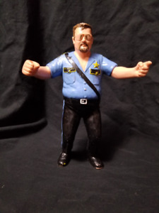 1989 Grand Toys LJN Black Card Big Boss Man