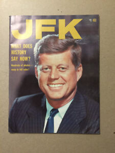 14 John F. Kennedy magazines + 3 other from 1960s