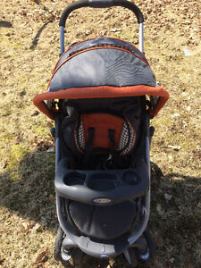 Graco Snug ride 35 Stroller and car seat