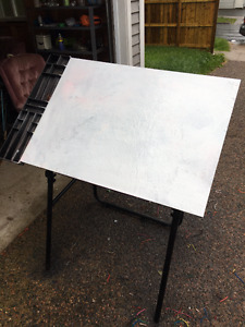 Drafting Table for Artists / Drawing Table