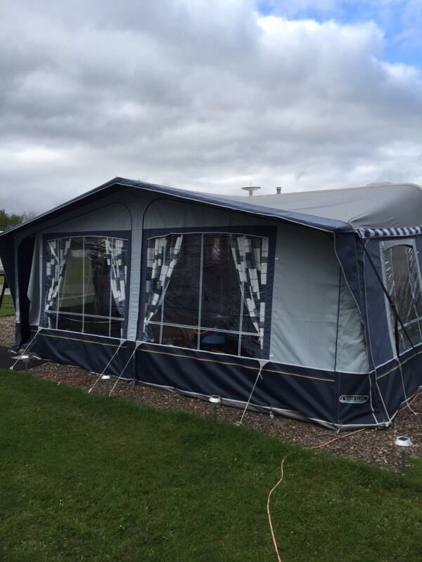 Quest Sandringham Awning Size 13