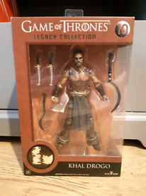 Game of Thrones Legacy Collection Khal Drogo