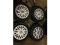 Mk6 golf wheels cheap vw 5x112