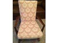 Parker Knoll rocking chair PK 973/4