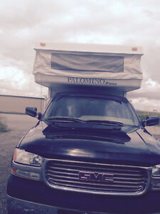 Palomino Bronco Camper