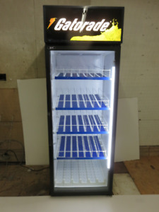 Single Glass Door Fridge