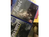 PS4 call of duty infinite warfare fall out 4