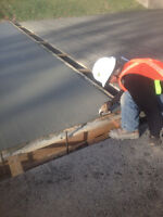 Concrete Contracting with D.I.S.
