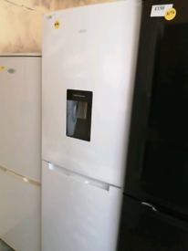 Logik Fridge freezer with water dispenser at Recyk Appliances