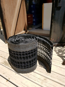 Shingle over roll vent - 10 foot piece