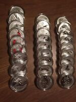 Selling $20 for $20 silver coins, from Royal Canadian Mint