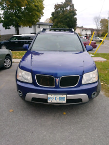 For sale by owner 2006 Pontiac Torrent