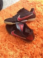 Boys nike indoor soccer shoes