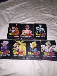 Complete dragon ball z movie collection limited