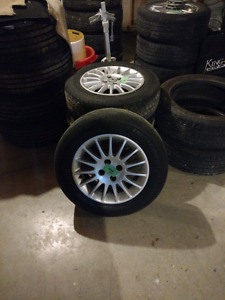2 front tires for my 2003 Acura EL