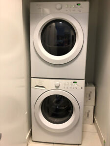 Washer and Dryer FRIGIDAIRE Affinity for sale