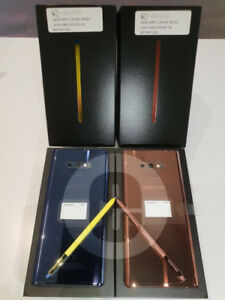 Brand New unlocked Samsung Note 9 LTE Dual SIM 512GB (8GB of RAM