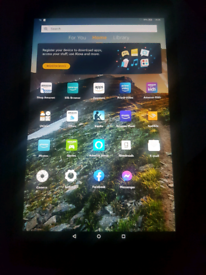 Amazon fire hd 10 tablet may swap