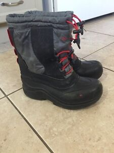 North face boots size 1