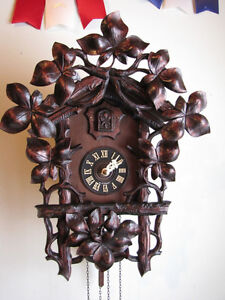 Very nice, mint condition Cuckoo clock!