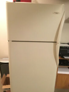 Full size fridge