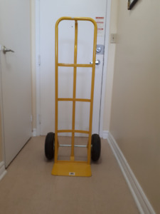 Box Dolly - Yellow, Almost new little use.