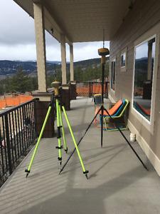 Topcon GR5 Survey Equipment