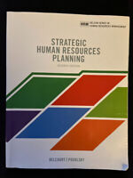 Strategic Human Resources Planning - 7th edition textbook