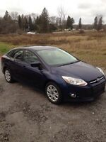 2012 Ford Focus SE Certfied and E tested