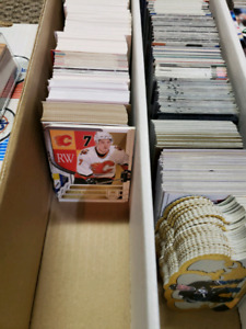 Premium hockey cards