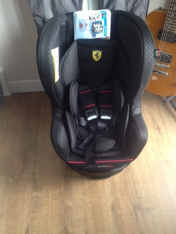 Ferrari 360 Rotating Car Seat