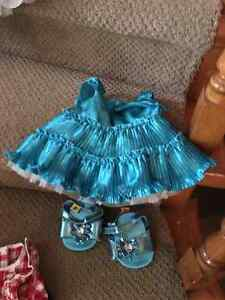 Build A Bear clothing/accessories - great condition Cambridge Kitchener Area image 3