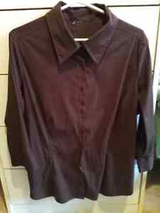 4 BUTTON UP TOPS - LG/XLG!! Kitchener / Waterloo Kitchener Area image 3