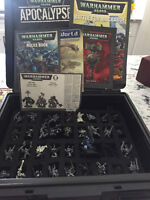 War Hammer 40K Space Marine collection $700 OBO