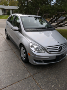 2006 Mercedes Benz B200 low kms